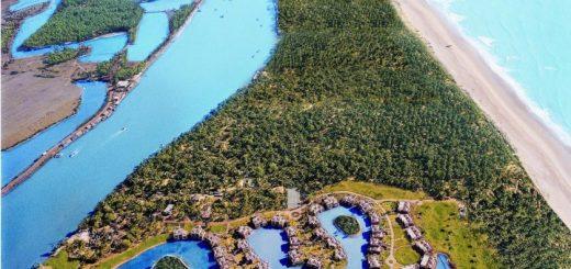 """Лучшие отели Южного ГОА - отель """"Leela Goa"""" (Кавелоссим, Индия)"""