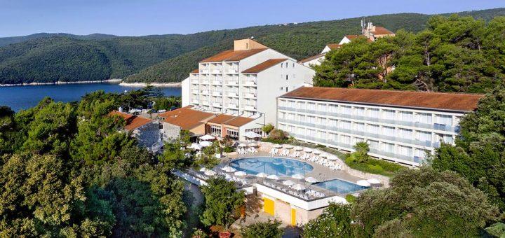 """Лучшие отели Рабац (Хорватия) - """"Hotel Miramar"""""""