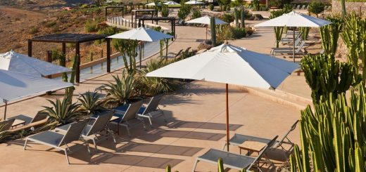 "Лучшие SPA на Канарах - отель ""Sheraton Salobre Gran Canaria Golf Resort"""