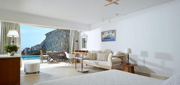 """Лучшие отели Крита для отдыха с детьми - """"St Nicolas Bay Resort Hotel & Villas"""""""