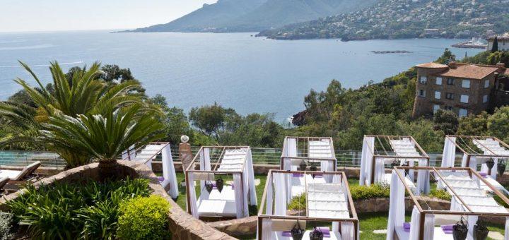 """Отель в Каннах для романтического отдыха - """"Tiara Yaktsa Côte d'Azur"""""""