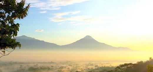 """Отель рядом с объектом Юнеско в Индонезии на острове Ява - """"Villa Borobudur"""""""