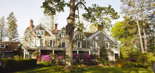 Отдых в Америке можно разнообразить пребыванием в уютном «Hasbrouck House»