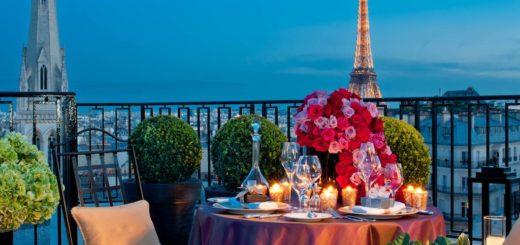 "Spa процедуры в Париже в отеле ""Four Seasons Hotel George V Spa"""