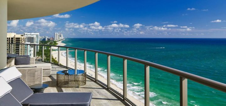 "Лучшие luxury отели Майами - ""The St. Regis Bal Harbour Resort"""