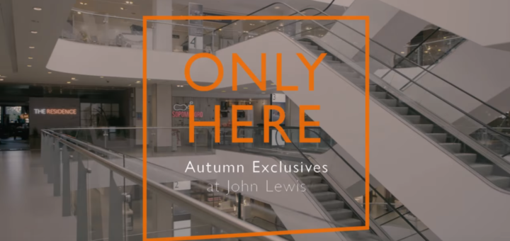 A John Lewis apartment in our shops in Oxford Street (Floor 3) , Cambridge (Floor 2) and Liverpool (Floor 3) 16 September - 15 October