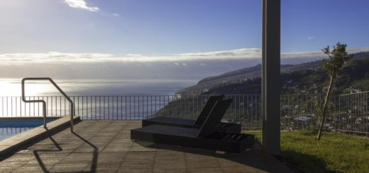 Villas Santo Antão, Арку-да-Кальета, Архипелаг Мадейра, Португалия