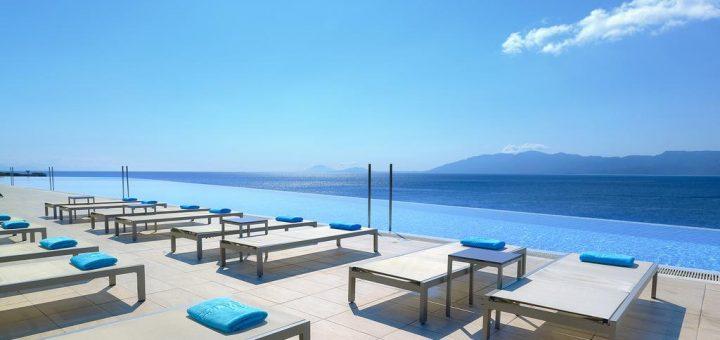 Лучшие отели острова Кос 5* c спа-центром и крытым бассейном - «Hotel Michelangelo Resort & Spa»