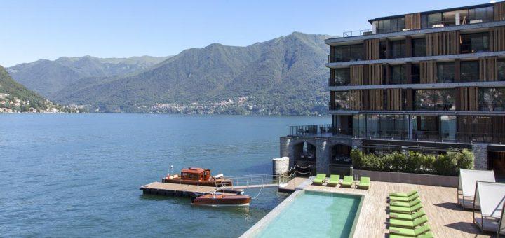 Отели на берегу озера Комо в Италии - «l Sereno Lago di Como»