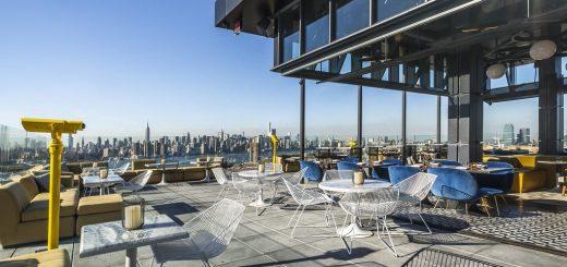 """""""The William Vale"""". Лучшие отели Нью-Йорка в сегмент лакшери и бутик! Luxury & Boutique Hotels New York!"""