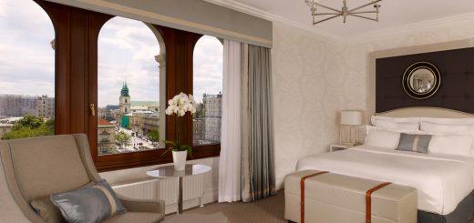 Лучшие отели Варшавы - Отель Бристоль (Hotel Bristol, A Luxury Collection Hotel, Warsaw)