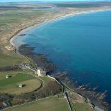"""Лучшие отели Шотландии в замках - """"Ackergill Tower Castle"""""""