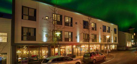 Лучшие отели в Рейкьявике - отель в центре города «Alda Hotel Reykjavík»