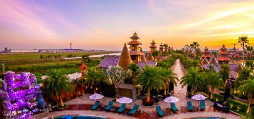 """Лучшие отели рядом с аэропортом Бангкока (Суварнабхуми) люкс класса - """"Ammata Lanta Resort"""""""