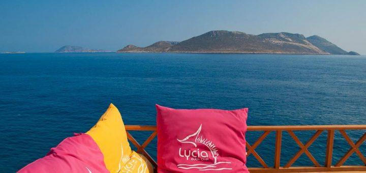 Лучшие Бутик отели Каш (Турция) - Lycia Hotel