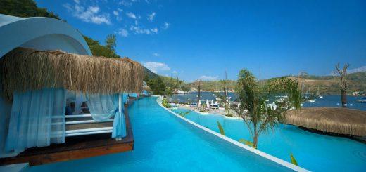Лучшие отели Фетхие 5 звезд люкс класса - бутик отель «Yacht Classic Hotel»
