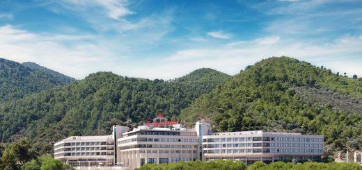Лучшие роскошные СПА отели Измира 5* - «Kaya Izmir Thermal & Convention»