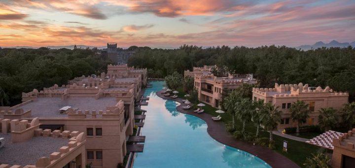 Лучшие отели региона Анталии с гольф полями, элитный отель в Белек - «Rixos Premium Belek»